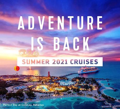 Новые круизы Adventure of the Seas из Нассау, Багамы, теперь доступны для бронирования!