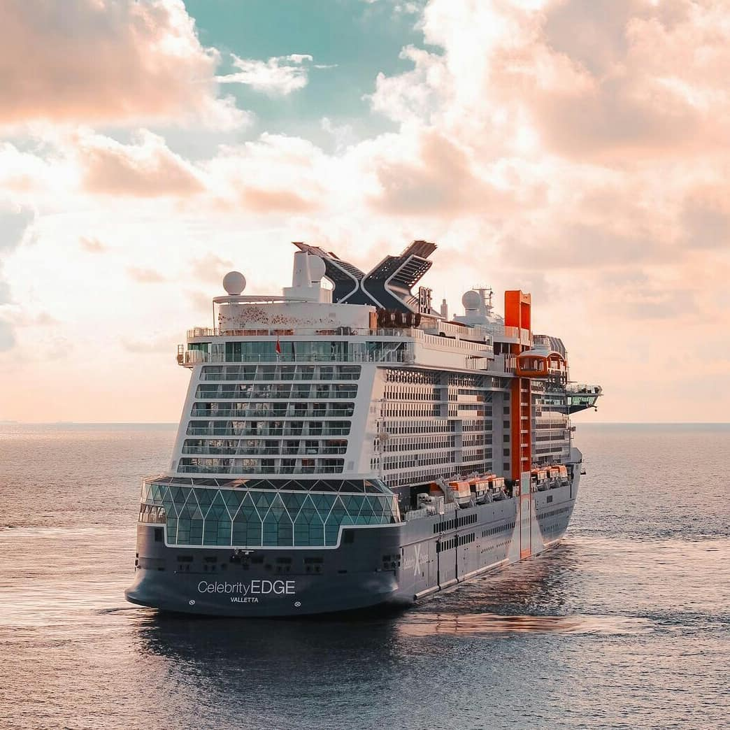 Celebrity Cruises объявляет о выпуске первого лайнера из США в июне 2021 года!