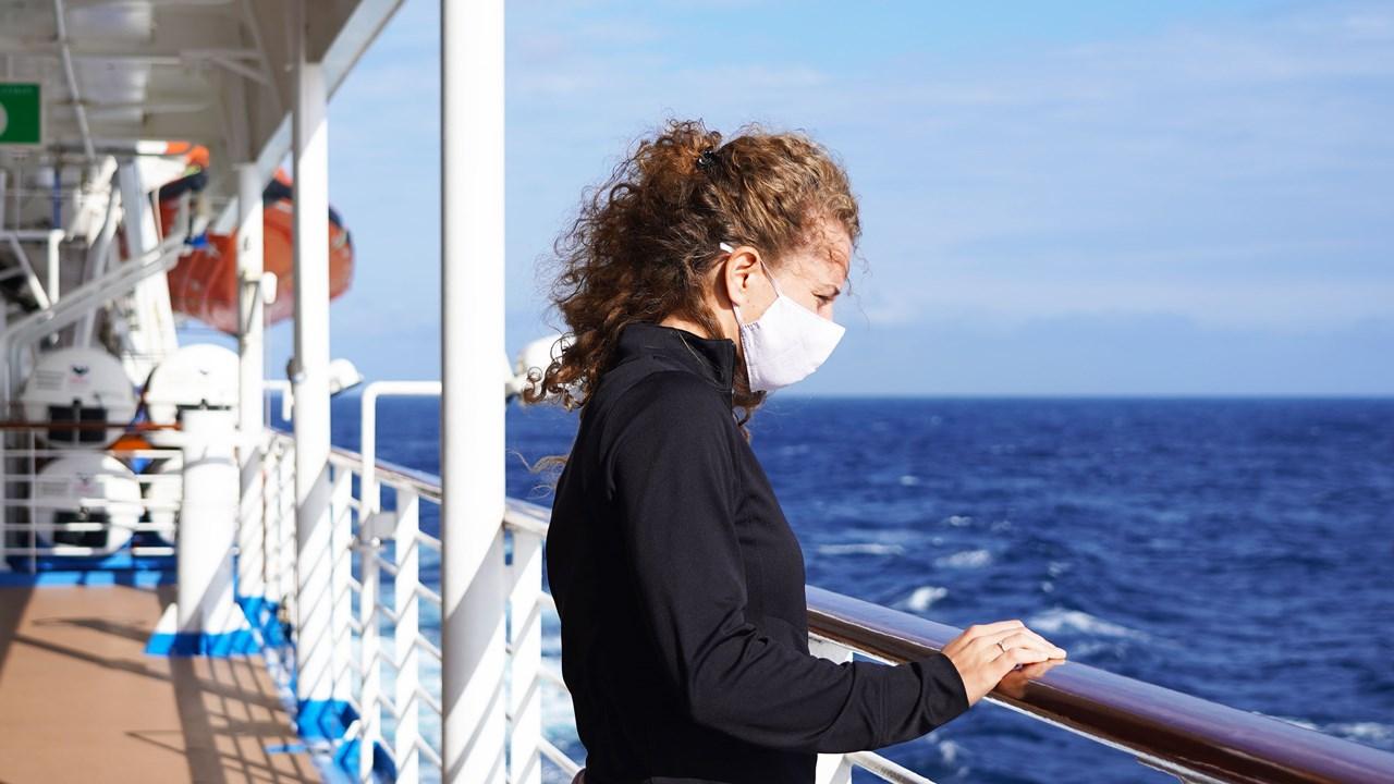 Протоколы посадки для отправлений из Европы на Harmony of the Seas