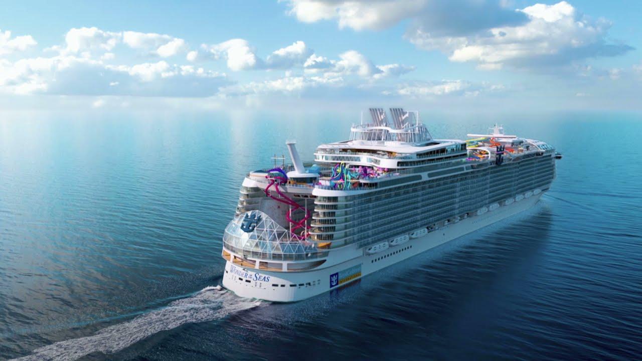 Wonder of the Seas дебьютирует на Карибах и в Европе