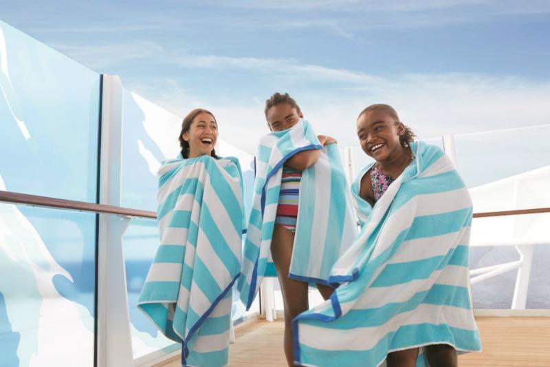 RCI: ДЕТИ В КРУИЗЕ ПО КАРИБАМ – БЕСПЛАТНО И СКИДКИ ДО 30% ОТ ROYAL CARIBBEAN!