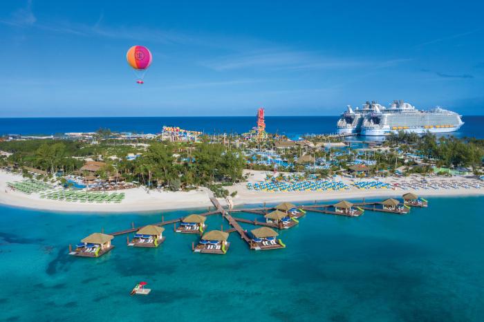 Круизный отдых от компании Royal Caribbean International