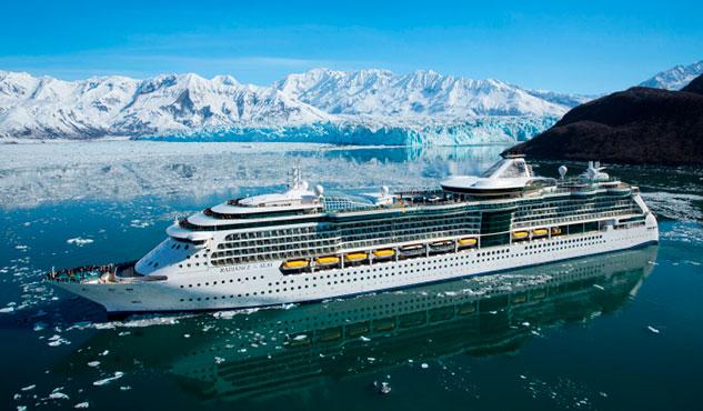 Круизный лайнер компании Royal Caribbean International